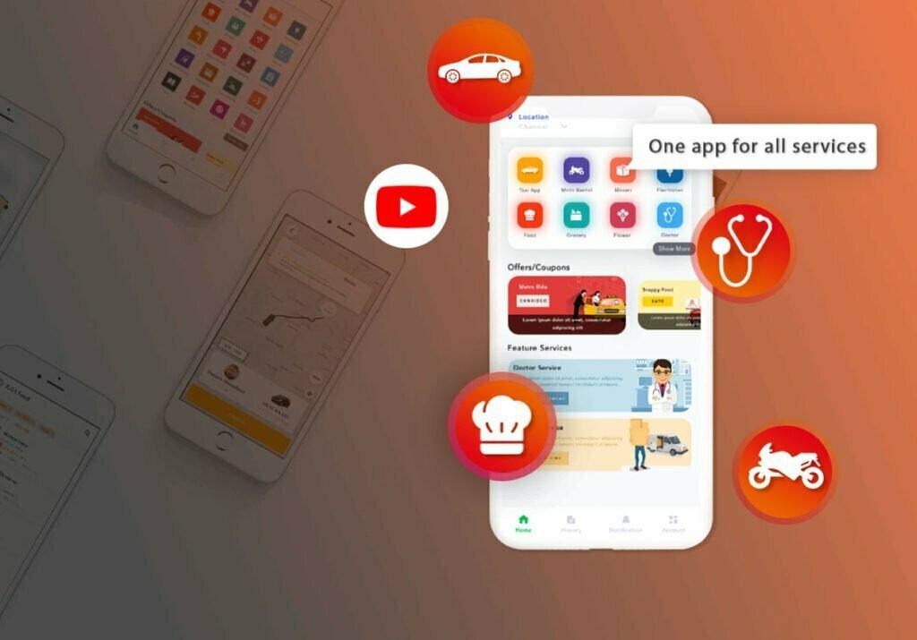 Multi-Services-App